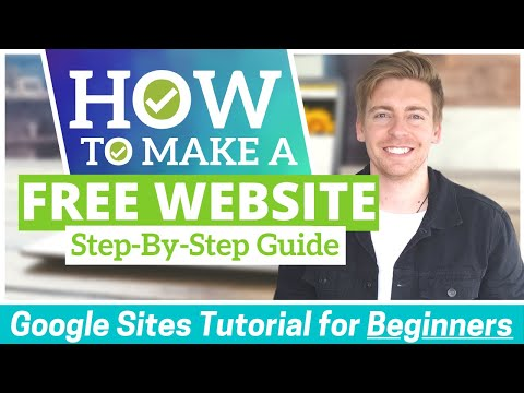 how-to-make-a-free-website-in-10---30-minutes-(google-sites-tutorial-for-beginners)