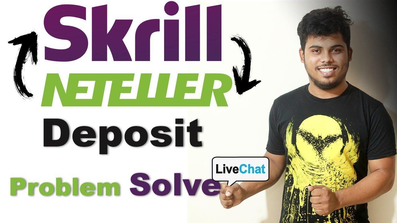 Neteller Live Chat