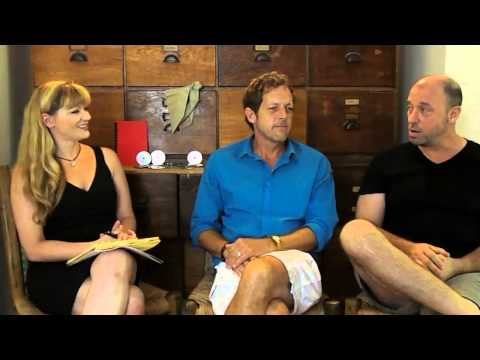 The Pretender Interview with Steven Long Mitchell and Craig Van Sickle -- Part 4
