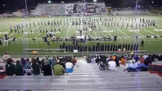 Black Swan - Newman Smith Marching Band 10-17-14