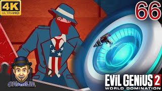 DOWN WITH AGENT X, AND THEN... ALIENS! - Evil Genius 2 Emma Gameplay - 66 - Evil Genius 2 Gameplay