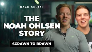 Noah Ohlsen: Road To Be The Fittest Man On Earth | 2021 CrossFit Games