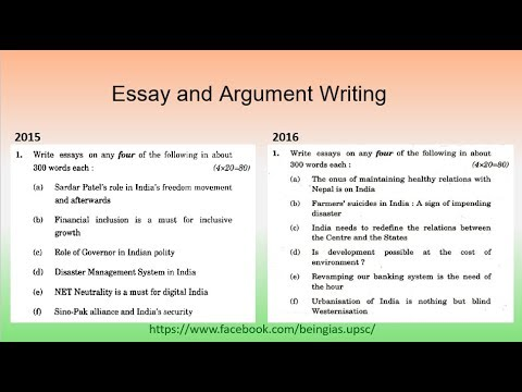 important topics for essay and argument writing  important topics for essay and argument writing