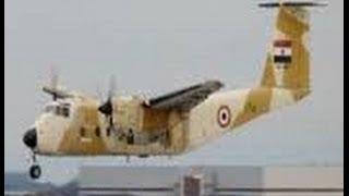 بالفيديو طيار مصري بارع ينجح بالهبوط بعجلة واحدة