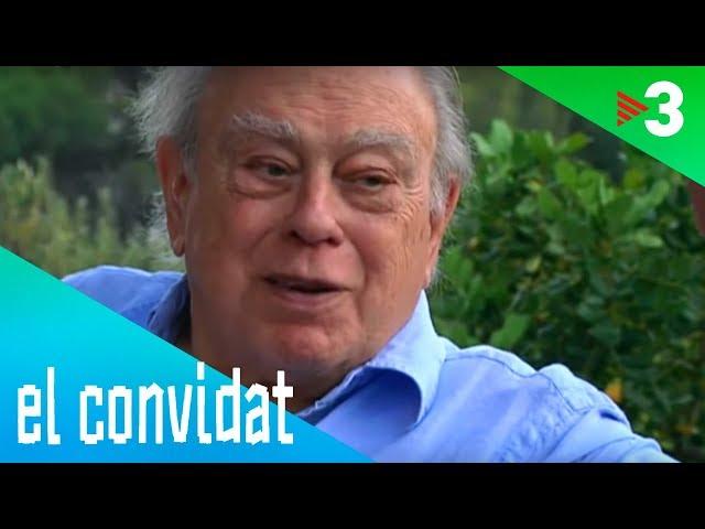 El convidat - TV3 - El convidat - Jordi Pujol