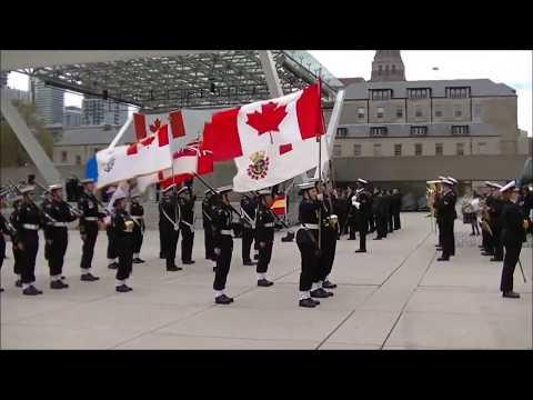 2017 Battle of the Atlantic Parade Toronto