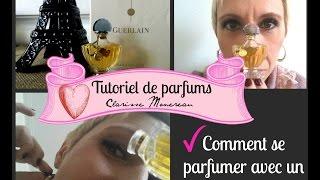 ▲TUTO PARFUM ▲Comment se parfumer avec un extrait de parfum