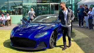 ORDERING MY FIRST ASTON MARTIN! *DBS SUPERLEGGERA*
