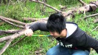 One of yourchonny's most viewed videos: Asian Man vs. Wild - Australian Outback