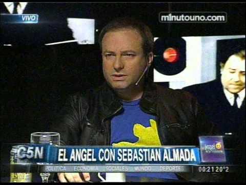 C5N - EL ANGEL DE LA MEDIANOCHE CON SEBASTIAN ALMADA