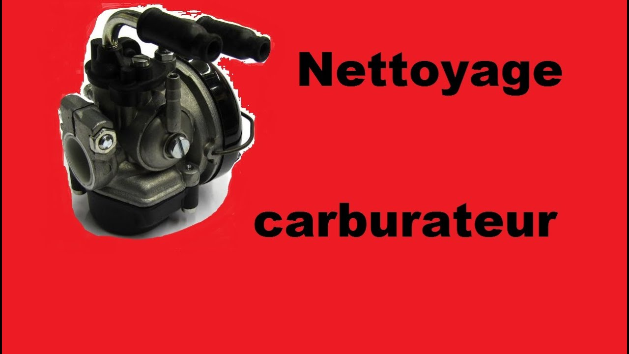 nettoyage carburateur youtube. Black Bedroom Furniture Sets. Home Design Ideas
