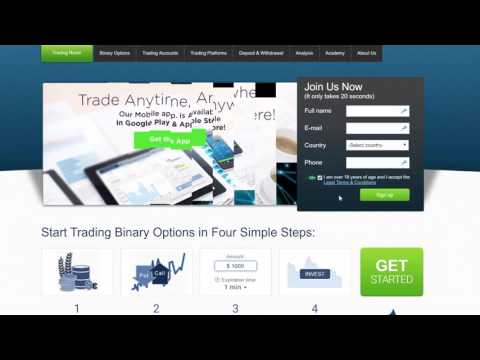 Opteck Broker Review - Binary Options