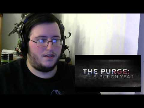 Gors The Purge: Election Year Official Trailer Reaction/Review
