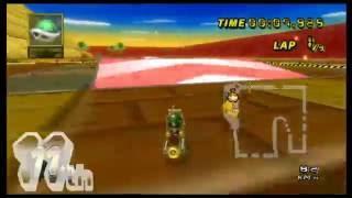 mario kart wii custom tracks episode 40 golden flower cup full version