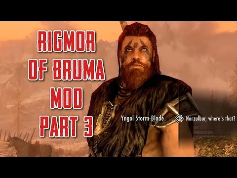 Rigmor Of Bruma - Part 3 Live, Skyrim Special Edition