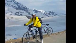 Cycling in Himalayas : Manali to Leh Ladakh (Adventure)