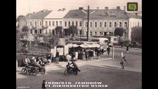 Zambrów- miasto na fotografii XXw.