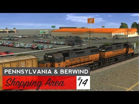 Pennsylvania & Berwind Episode 14: Shopping Center
