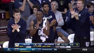 #BIGEASThoops Highlights: Butler at Villanova
