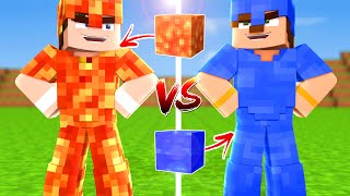 LAV SET VS SU SET! (Minecraft)