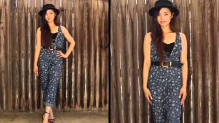 How I Style | Overalls/Dungarees(Instagram: http://instagram.com/imjennim **CLICK HERE FOR LINKS** ------ ITEMS MENTIONED -------- 1. Crop top - Crop top: ..., 2013-07-10T20:30:22.000Z)