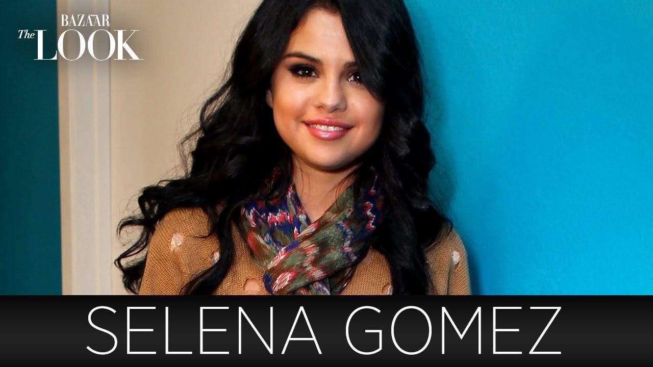 Selena Gomez On Hair Music Red Carpet Style Harper 39 S Bazaar The Look Youtube