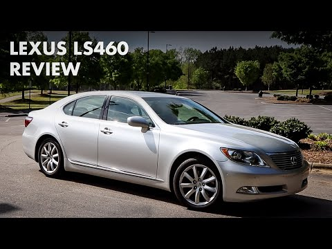 2008 Lexus LS460 Review | The $70,000 Luxury Car Nobody Cares About
