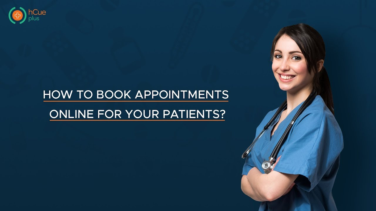 How can doctors book appointments online for their patients with ...