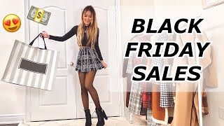 Black Friday Cyber Monday sales   Shein H&M Aldo YesStyle