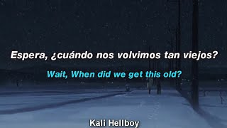 M.E - falling in love with you (ft. Vict Molina & Laeland)   Sub Español + Lyrics