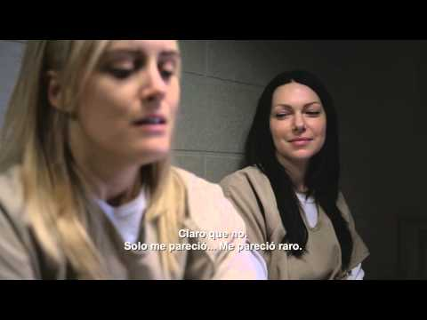 Orange Is The New Black - Season 3 3x04 Piper & Alex Scenes Part 4/4 SUBTITULADO ESPAÑOL