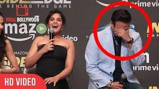 Richa Chadda Trolls A Media Reporter   Aap Appna Naya News Channel Kab Khol Rahe Hai