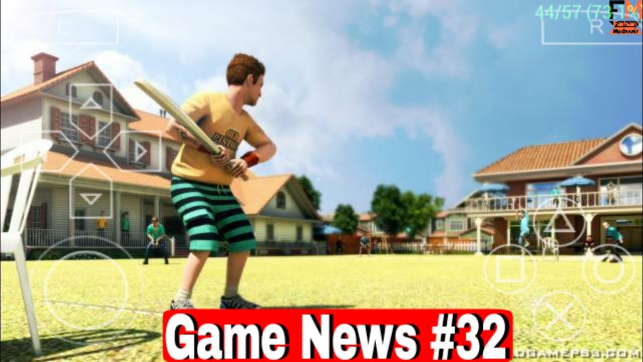 ( 204 MB ) STREET CRICKET CHAMPION How to Download And Play In Android