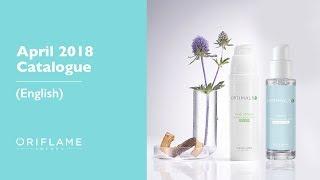 Oriflame India April 2018 Catalogue - English