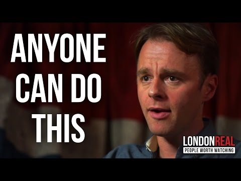HOW ANYONE CAN BECOME AN ENTREPENEUR  - Patrick McGinnis on London Real