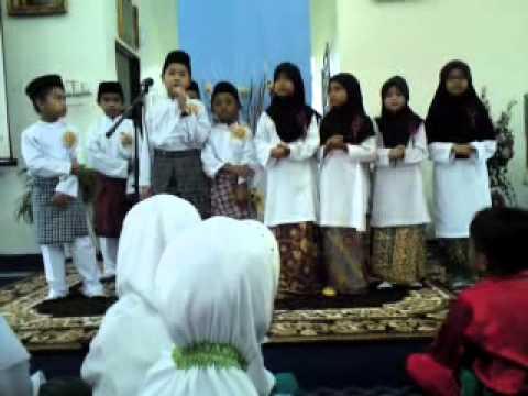 Nasyid Sempena Maulidur Rasul 2011 (Part 1)