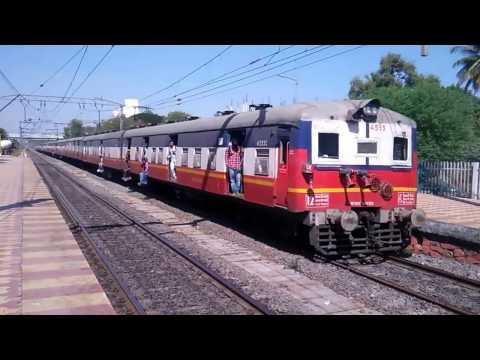 Pune Suburban Trains- Pune Lonavala Local