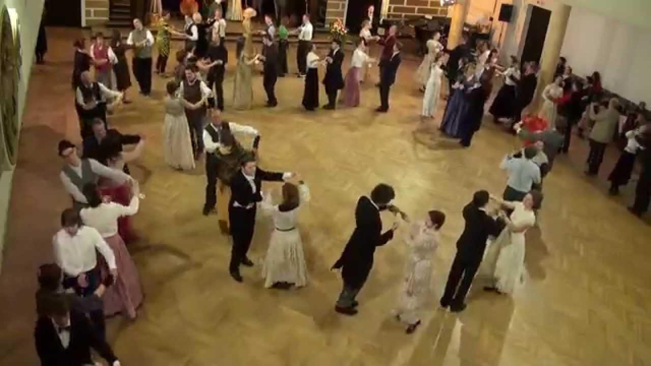 """00707 Folkloras mūzikas un deju kopas DANDARI 35 g. jubilejas """"kadriļu balle"""". Angļu valsis"""