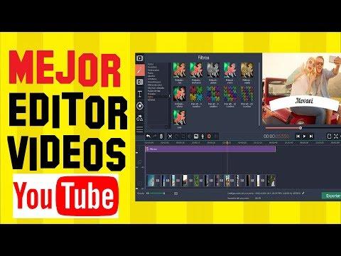Mejor Editor de Videos para empezar en YOUTUBE   FÁCIL e IDEAL PARA NOVATOS 🎬