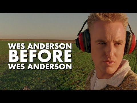 What Wes Anderson's First Film Teaches Us About His Style | Bottle Rocket