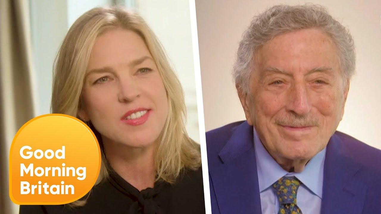 Musical Legends Tony Bennett and Diana Krall on Their Duet Album | Good Morning Britain