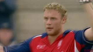 Andrew Flintoff 'Freddie'-'Rocket Man'-Tribute