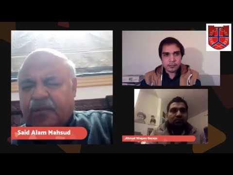 #PashtunLongMarch Live on The Pashtun Times