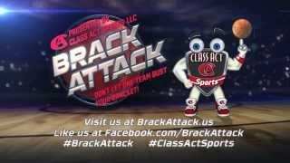 Brack Attack™ Graphics Promo