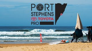 Port Stephens Toyota Pro - Final Day