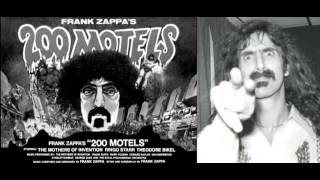 Frank Zappa Mothers Of Invention - Mystery Roach & Magic Fingers [1971 US]