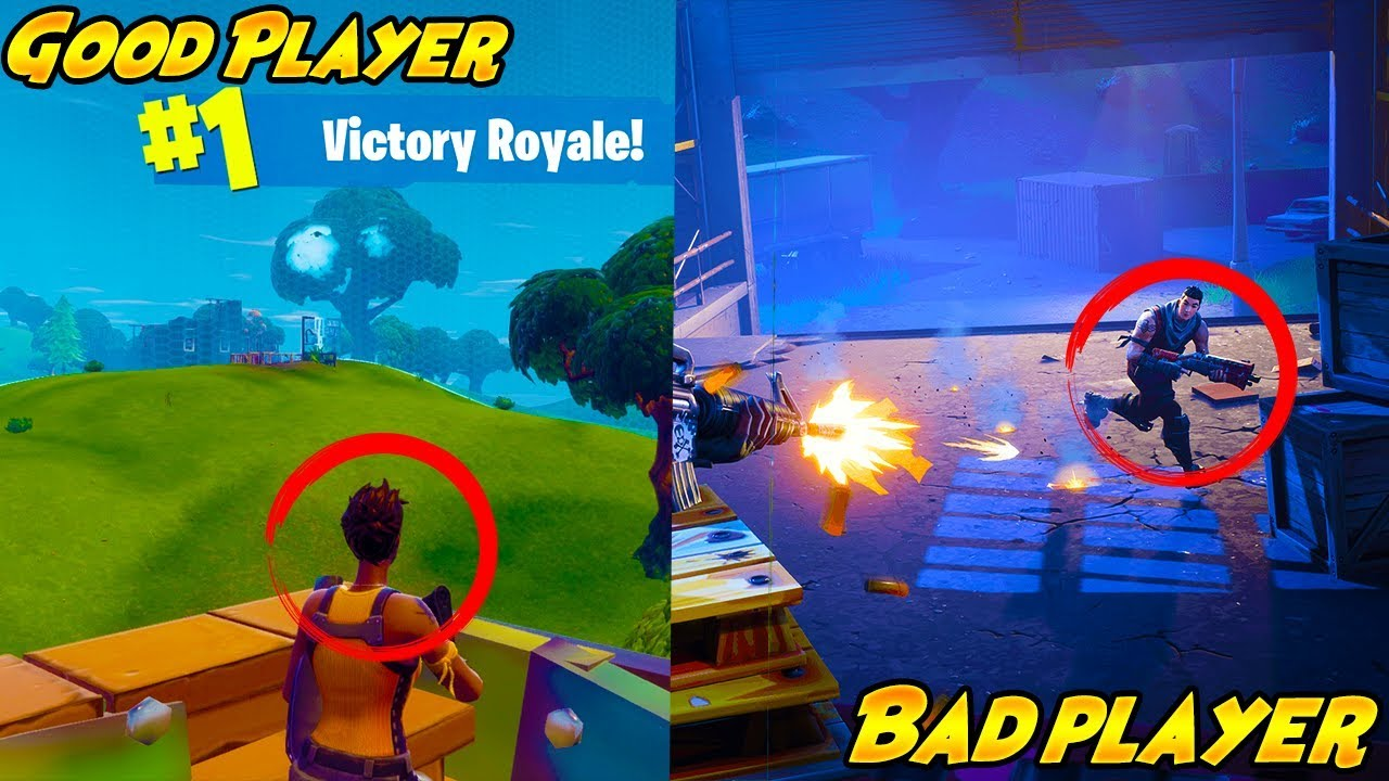 5 Things Pro Fortnite Players Do Are You A Good Fortnite Player