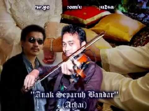 Achai 2013 - Anak Separuh Bandar (HQ Audio With Lirik)