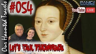 The Ghost of Anne Boleyn (Live)   LTP 054
