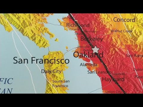 USGS report: Bay Area quake could lead to massive loss of life, property